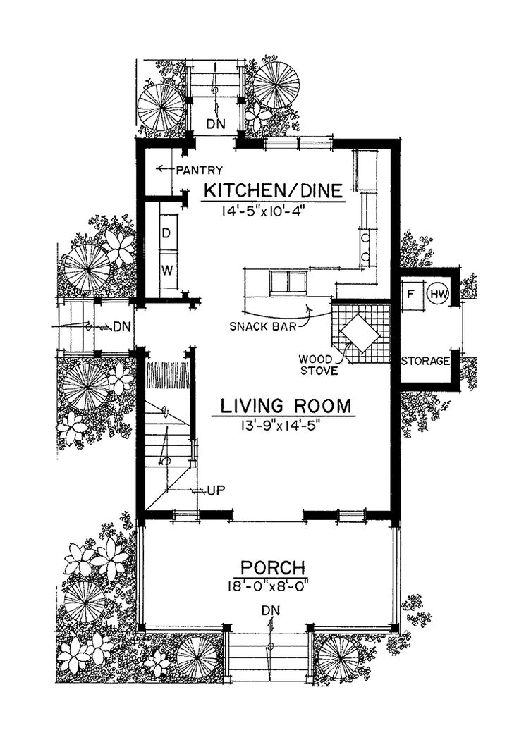 1000 images about buildings guest house on pinterest for Guest house plans free
