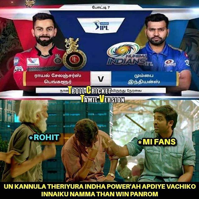 Image May Contain 3 People Text Mumbai Indians Cricket Ipl