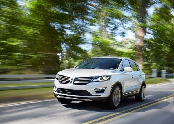 2015 Lincoln MKC Wallpapers 600x429 2015 Lincoln MKC Full Reviews