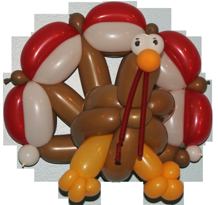 GOBBLE GOBBLE!! Thanksgiving is just around the corner!!! www.buddytheclown.com