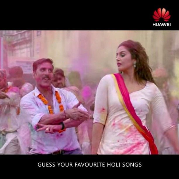 #HoliHai! Get in the festive mood by guessing the Bollywood Holi songs & share your answers. Follow the contest here https://t.co/NfseAg7Byd https://t.co/gdCLqfWVXq  #ContestAlert #holi #festival #india #bollywood