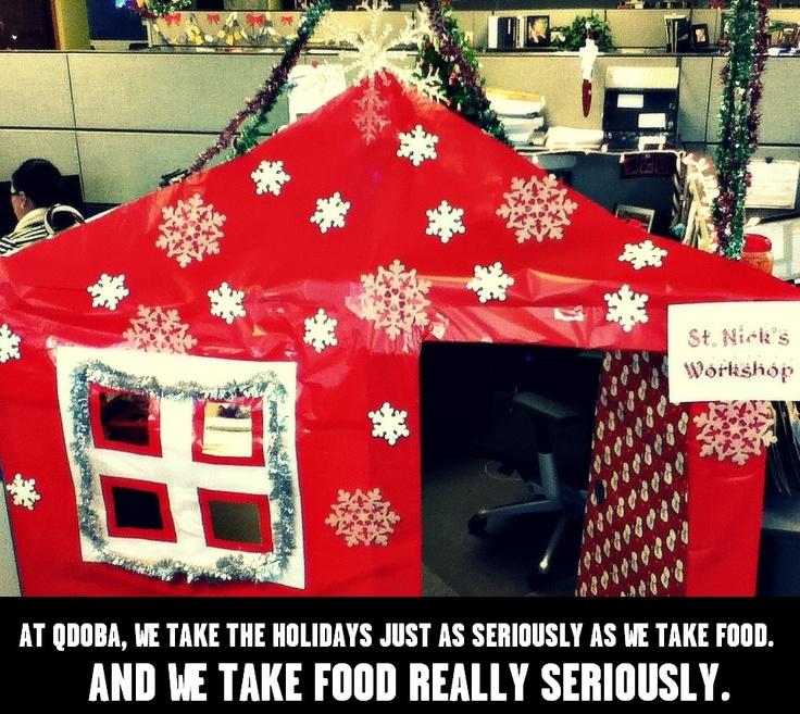 Christmas Decorations For Your Cubicle: 55 Best Cubicle Décor Images On Pinterest