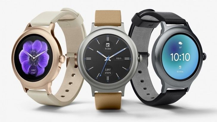 LG Unveils Watch Style and Watch Smartwatches with Android Wear 2.0