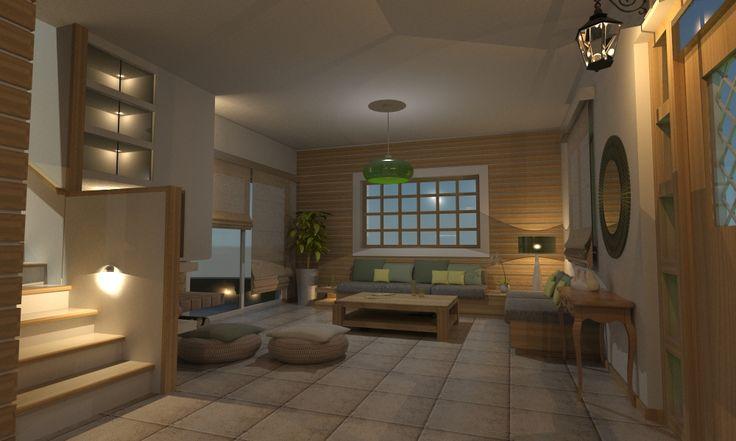 εσωτερικών & εξωτερικών χώρων | Αρχιτεκτονική Διακόσμηση | ST Interior Design