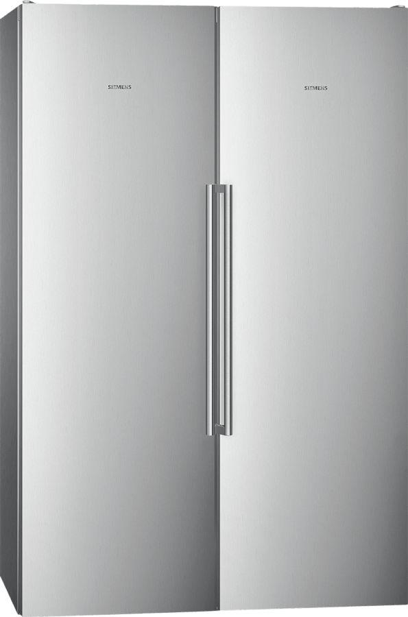Conjunto - Siemens Frigorífico KS36VAI31 + Congelador GS36NAI31