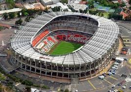 Azteca Stadio/Mexico City, MEXICO [Club America]