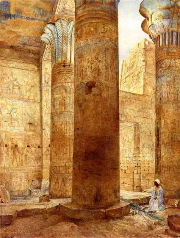 Paintings by Henry Roderick Newman
