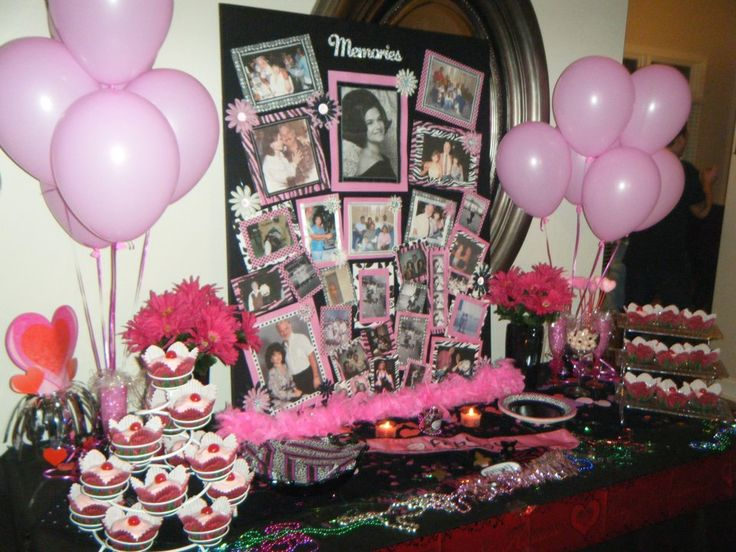 70th Birthday Decorations: Birthday Party Ideas