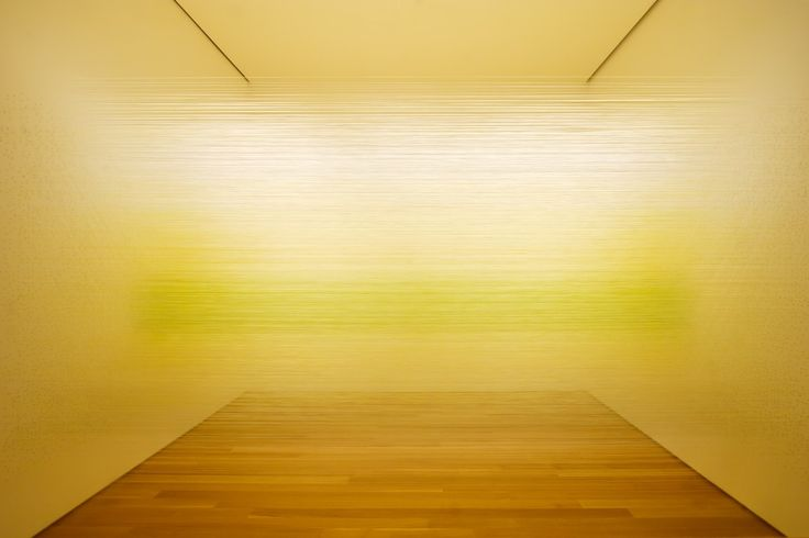 raume yellow / Anne Lindberg @ Nerman Museum of Contemporary Art