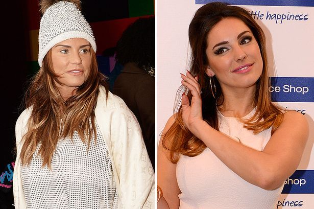 "Katie Price responds to Kelly Brook branding her ""brash and common"": Haters are gonna hate"
