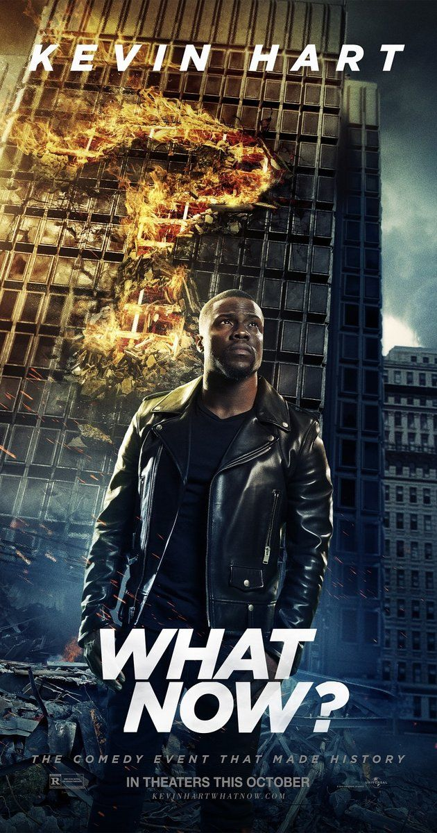 (Coming out Oct. 2016)  Directed by Leslie Small, Tim Story.  With Kevin Hart, Don Cheadle, Halle Berry, Ed Helms. Comedian Kevin Hart performs in front of a crowd of 50,000 people at Philadelphia's outdoor venue, Lincoln Financial Field.