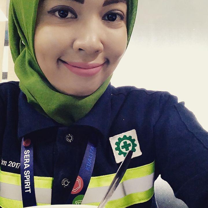 Fleet's uniform green  #newuniform#atoffice#office#tracbpn#trac#balikpapan#eastborneo#indonesia#gogreen