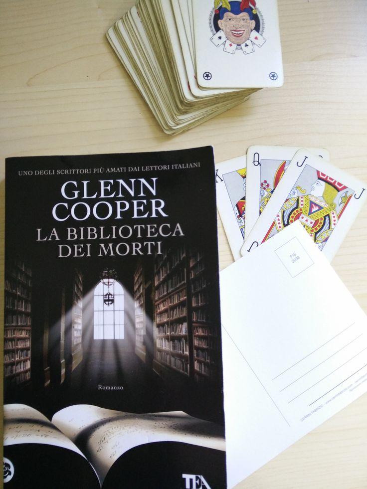 la biblioteca dei morti, glenn cooper