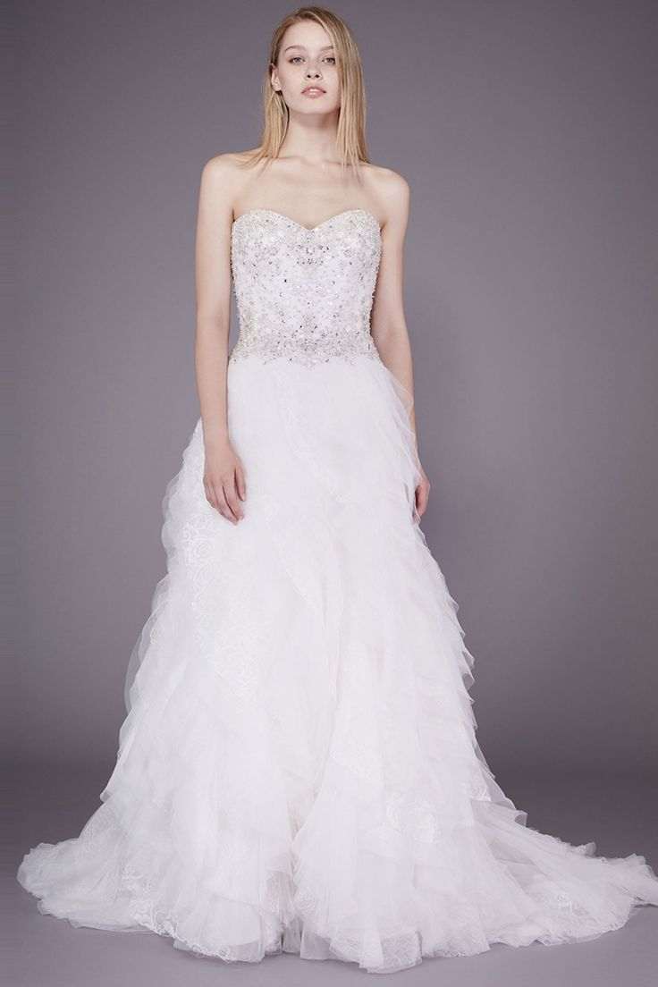 Fabulous Gwen by Badgley Mischka Collection Wedding Dresses guidesforbrides co uk