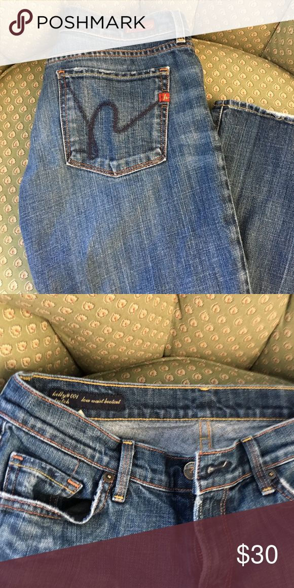 """COH Kelly bootcut size 29.  Great condition! Size 29 inseam 32"""" Citizens of Humanity Jeans Boot Cut"""