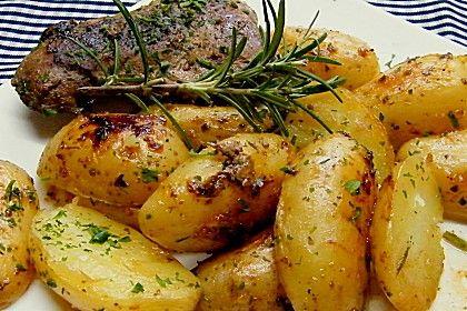 Rosmarinkartoffeln (Rezept mit Bild) von Natti79 | Chefkoch.de