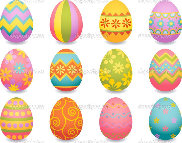 193 Best Colored EASTER EGGS DESIGN Images On Pinterest