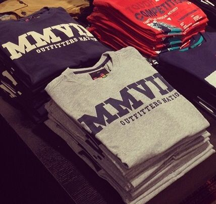 Design & print for the teenage fashion brand Outfitters Nation - Male Express Collection Spring 2014
