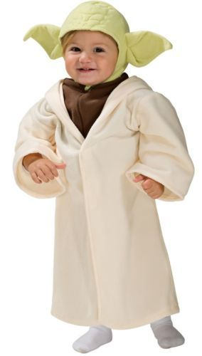 Cute-Baby-Girls-Boys-Star-Wars-Yoda-Darth-Vader-Leia-Fancy-Dress-Costume-Outfit