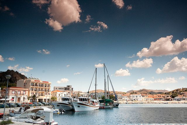 GREECE CHANNEL | Limnos, Aegean Sea, Greece by Sotiris Michalelis