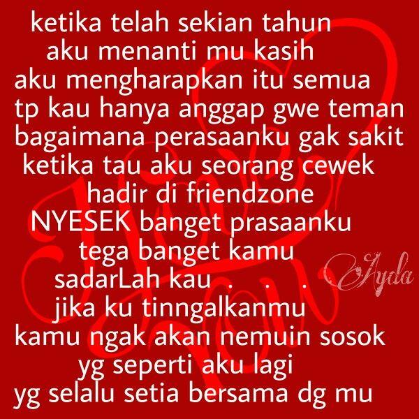 Friend zone #cinta