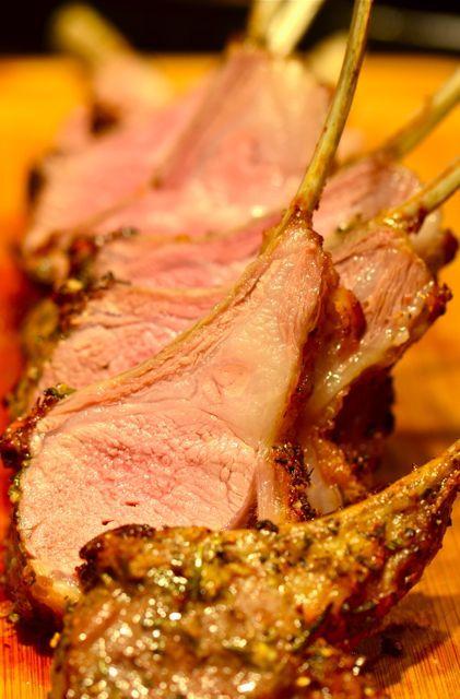 ideas about Roast Rack Of Lamb on Pinterest | Rack of lamb, Lamb rack ...