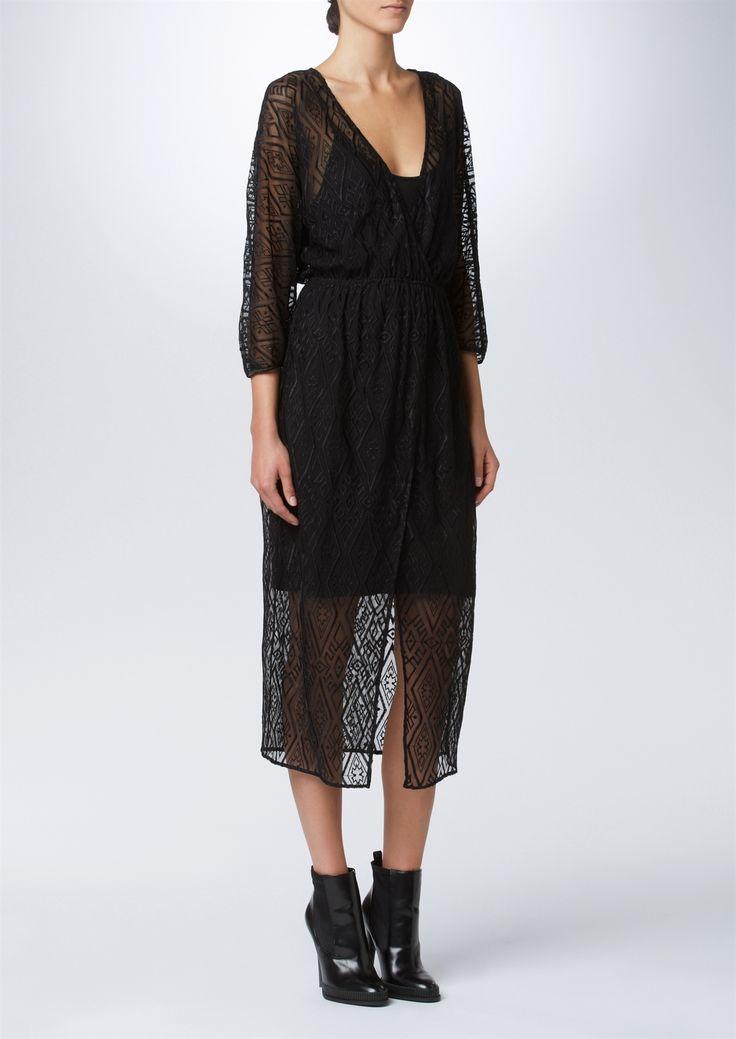 Twist & Tango | Kaylee Dress - Black