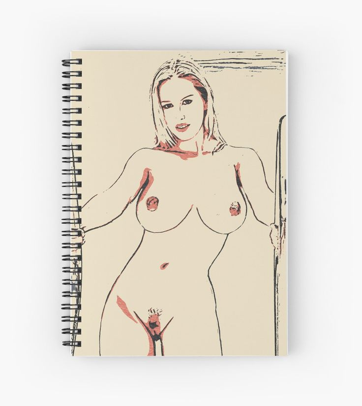 Sexy at the poll, naughty blonde girl nude • Also buy this artwork on stationery, apparel, stickers, and more.
