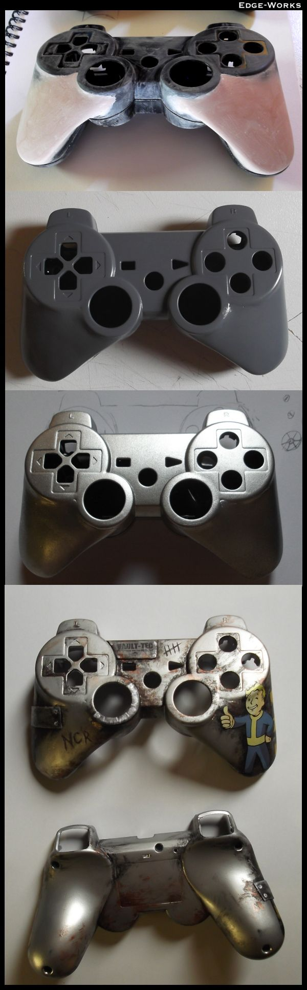 Fallout PS3 Control WIP by Edge-Works on DeviantArt