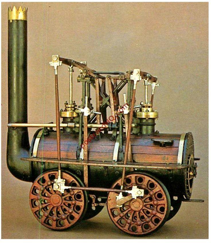 stephenson's model of 1825