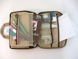 189 Best Images About Art Art Travel Kits On Pinterest