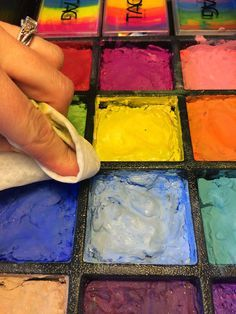 Paintertainment: Face Painting and Hygiene: The Nitty Gritty of Keeping Clean!