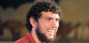 Andrew Luck Beard