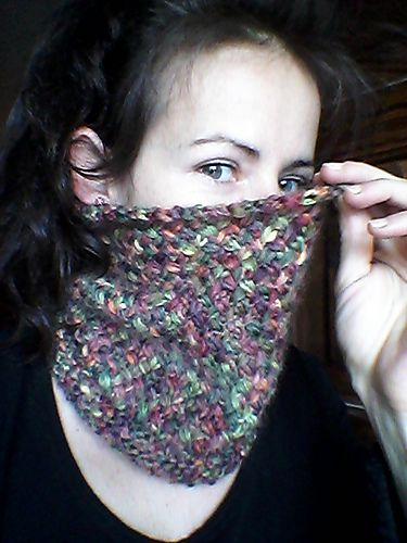 Ravelry: Athele's Autumn Cross Stitch Cowl