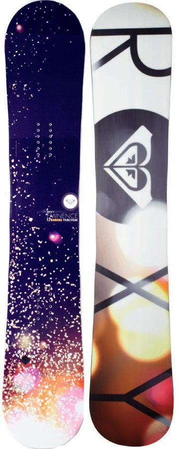 Roxy Women's Eminence C2BTX Snowboard 30%off