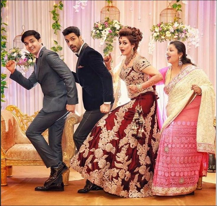 Divyanka Tripathi, Vivek Dahiya reception: This has to be the most fun wedding ever