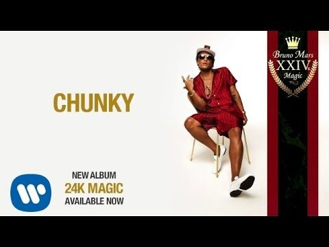 Bruno Mars - Chunky [Official Audio] - YouTube
