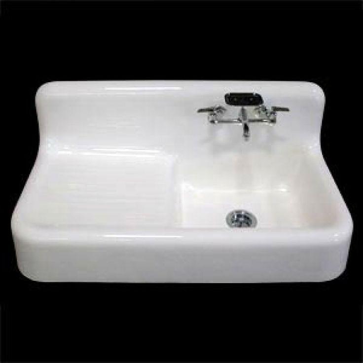 Left Side Drain Kitchen Sink