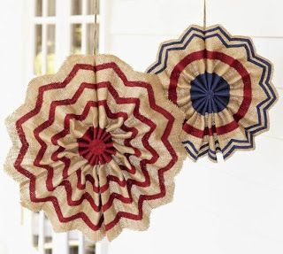 pink petunia pearl: My July 4th All American RED WHITE & BLUE Picks from Pottery Barn for decorating, dining, eating, crafting and of course...