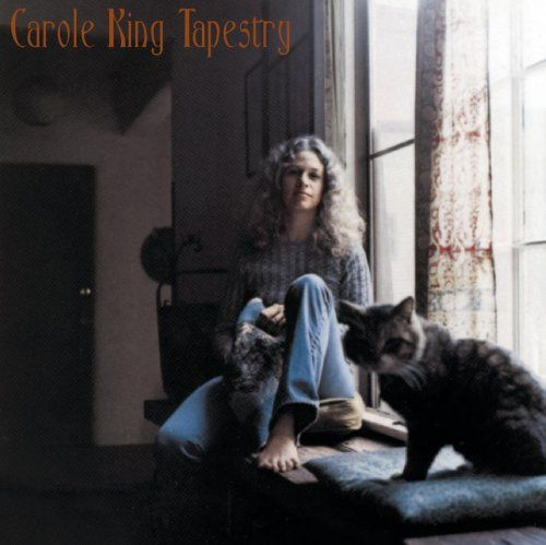 I think most people in the world has this album! Carol King's Tapestry, wonderful!