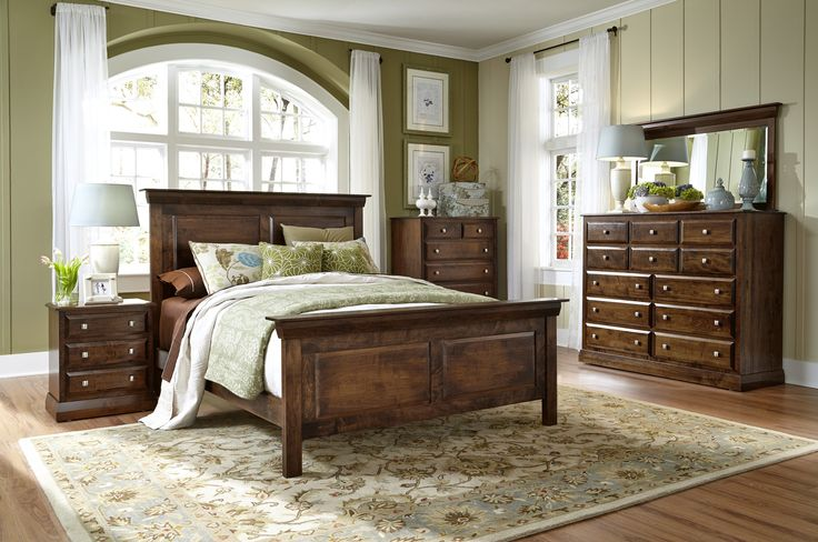 Colburn Bedroom Collection Simply Amish For The Bedroom Pinterest Bedrooms