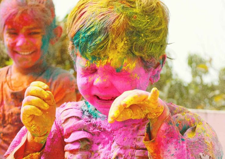 The last time we celebrated Holi Day in India, we had an insane time. Nothing quite compares.  Happy Holi Day to our Hindi friends.  Love Lola. x  http://lolaray.com.au/holi-day-festival-colours/