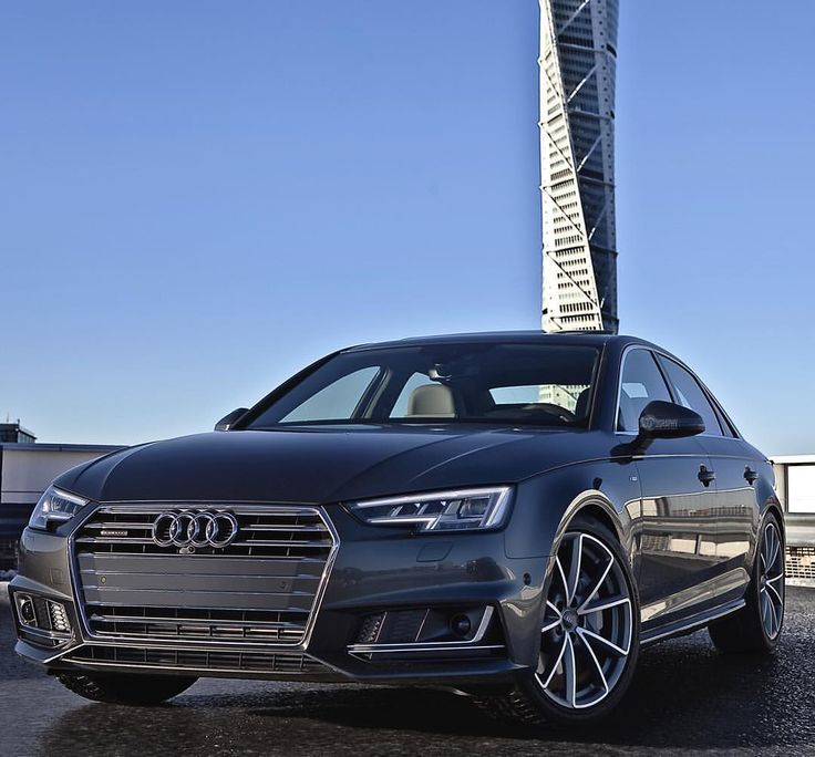 2016 Audi A4 is Gorgeous