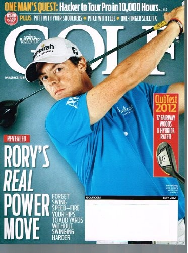 GOLF Magazine (May 2012) Revealed: RORY'S Real « Library User Group