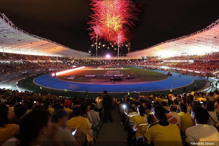 Estadio Hernán Ramírez Villegas #Pereira