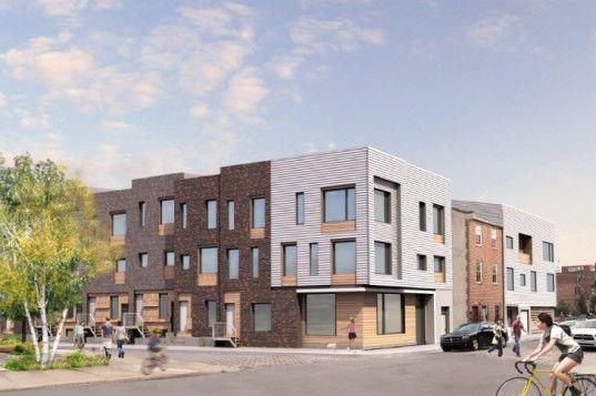Avant Garage: LEED Platinum-Designed Postgreen Homes Townhome For ...