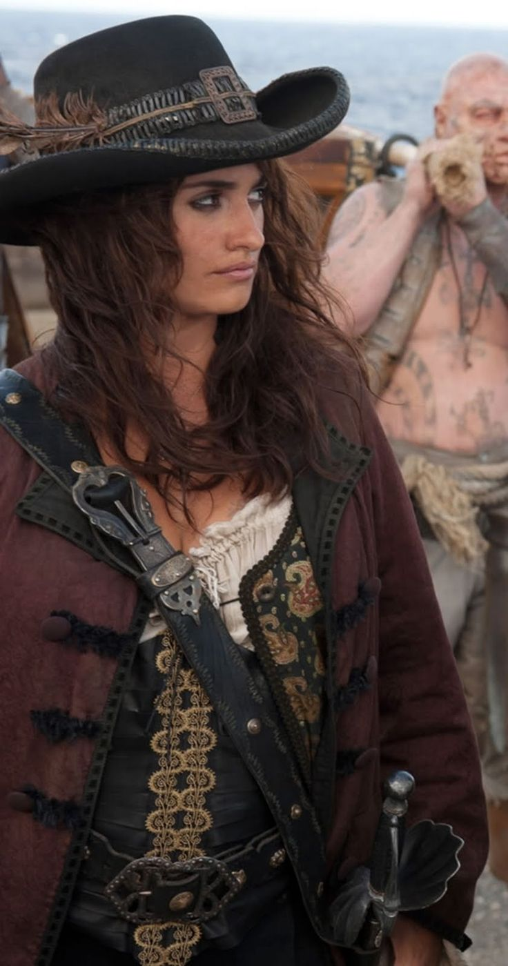 Style Inspiration: Pirates of the Caribbean