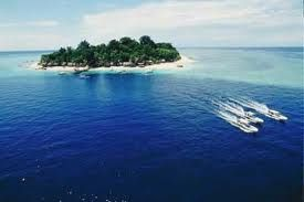 Pulau adalah daerah daratan yang terbentuk secara alamiah dikelilingi oleh air dan yang berada di atas permukaan air pada waktu air pasang