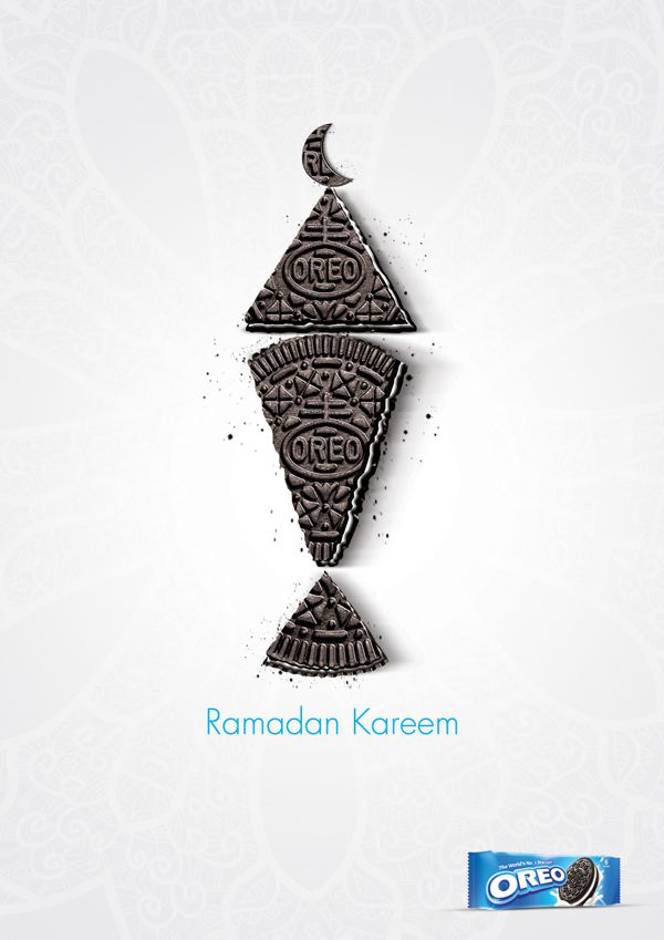 Oreo Ramadan project on Behance