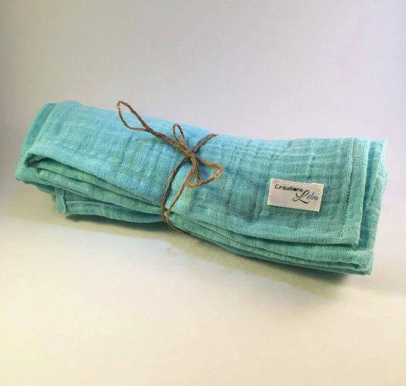 Double gauze blanket muslin blanket chiffron blanket cotton